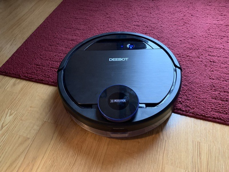 The ECOVAC Deebot OZMO 930 is the best smart vacuum cleaner to date
