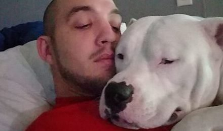 Man Willing to Sell Car and Lose Job to Save His Canine Friend