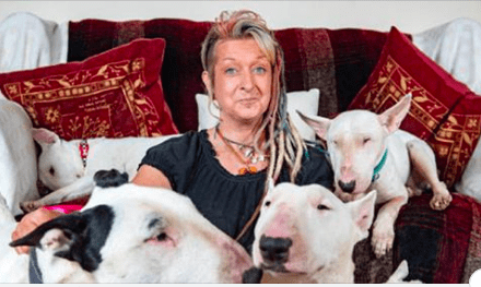 Given Ultimatum – 'It's Me Or The Dogs' – Dog Rescuer Ends 25-Year Marriage With Her Husband