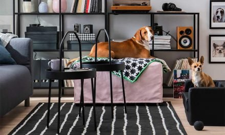 IKEA Celebrates Pets' Places in Our Homes with New Furniture Collection