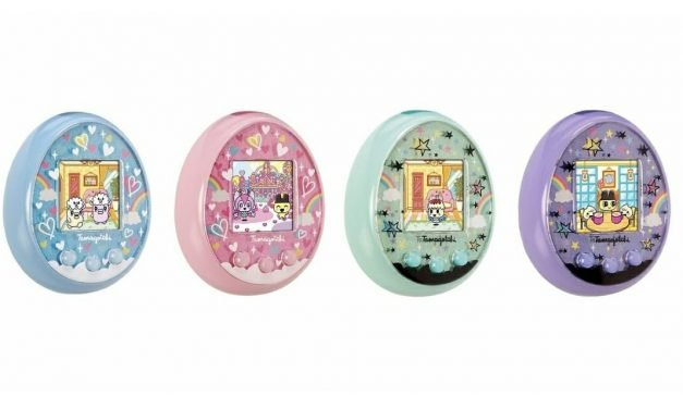 The latest Tamagotchi can get married and have babies—if you keep it alive