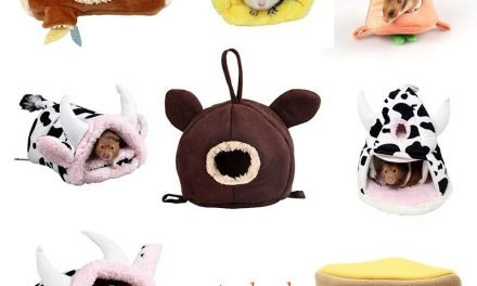 Hamster Nest Pet Kennel Bed & Sofa House Warm Dog Cats Bird Sleeping Bag Nest Cave Bed Nest House for Size Small Medium Pet