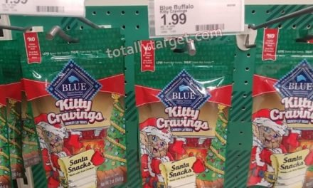 Holiday Cat & Dog Treats as Low as 52¢ at Target with Stacks