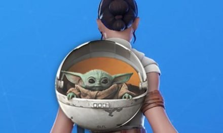 So Where Is Fortnite's Baby Yoda Back Bling To Drown Epic And Disney In Money?