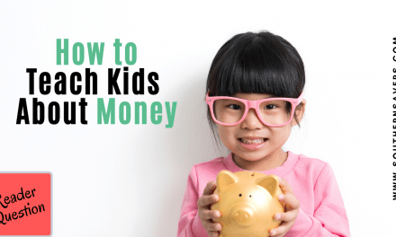 Reader Question: How to Teach Kids About Money
