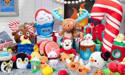 Plush Holiday Dog Toys from $6 Each w/ Target Order Pickup + More Pet Savings