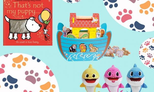 Christmas gift ideas for kids who love animals and don't have a pet