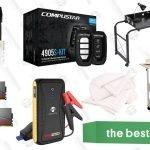 Sunday's Best Deals: Compustar Remote Start Kit, Buffy Cloud Comforters, XPG Spectrix RAM, Pacifica Vegan & Clean Mascara, Moock Jump Starter, and More