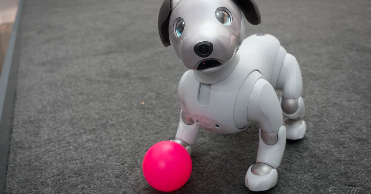 Before Astro, these were the robots people invited home